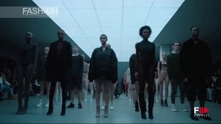 KANYE WEST for Adidas Original Yeezy Season 1 by Fashion Channel
