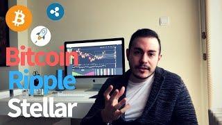 Bitcoin, Ripple ve Stellar Lumens (XLM) | Haftalık Piyasa Analizi (3 Ocak 2018)