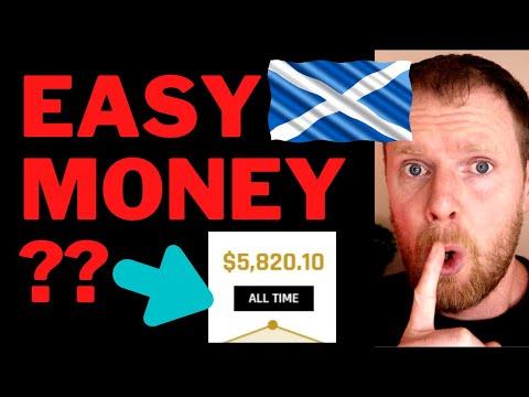 How to Make Money in Scotland (Make Money Online UK)