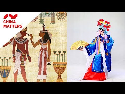 China and Egypt: A Tale of Two Ancient Civilizations