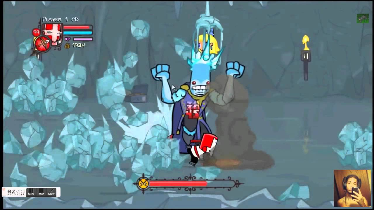 Ccr ps4 castle crashers remastered the behemoth community.