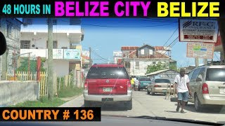 A Tourist's Guide to Belize City, Belize