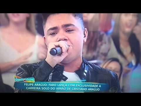 Felipe Araújo - Perdeu o cara errado (Palinha)