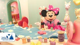 【公式】3月2日はミニーマウスの日♡   東京ディズニーランド/Tokyo Disneyland