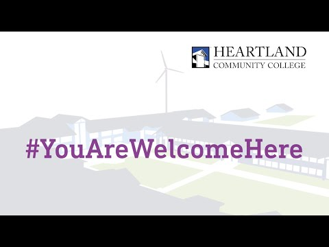 #YouAreWelcomeHere - Heartland Community College
