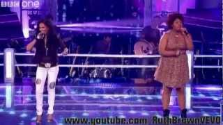 Ruth Brown Vs Denise Pearson - No One - Battle Round - The Voice UK