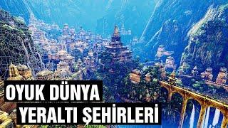 Hollow Earth (Oyuk Dünya) Agarta Shambala Ve Yeraltı Şehirleri