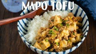 How To Make Mapo Tofu (Recipe)