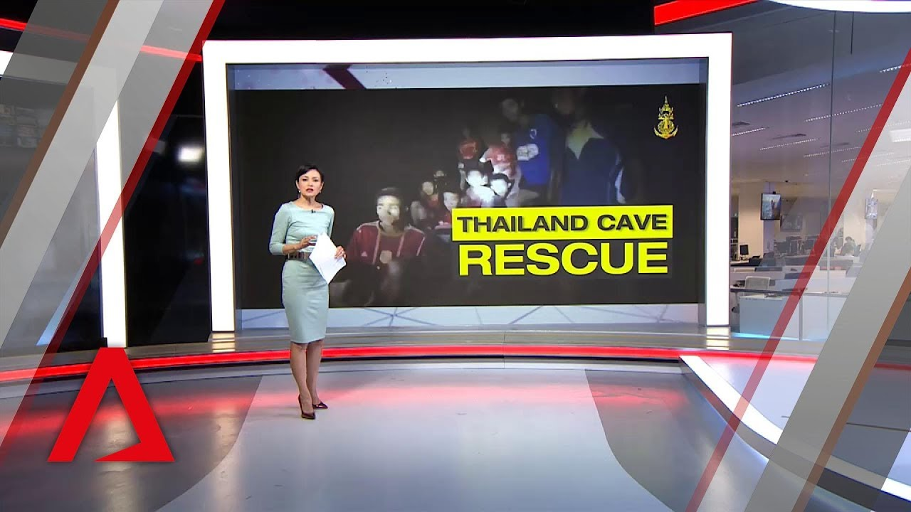 Thai cave rescue: The 12 'wild boars' and their football coach