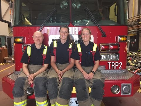 Top 3 Toronto firefighting graduates are all women, for the 1st time ever
