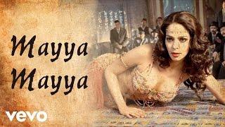 Guru (Tamil) - Mayya Mayya  | A.R. Rahman