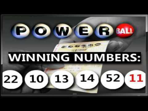Winning Powerball Numbers