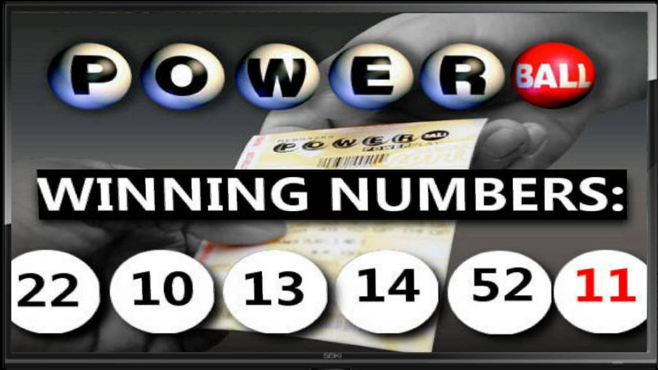 5 Numbers In Powerball