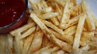 Easy Way To Make Crispy French Fries At Home -Crispy Fries Recipe By Cook with Madeeha