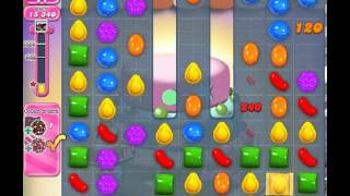 How to beat Candy Crush Saga Level 208 - 1 Stars - No Boosters - 41,060pts