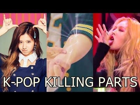 K-POP KILLING PARTS 2017