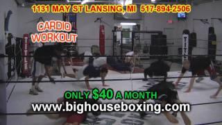 Cardio Workout Gym Lansing Michigan