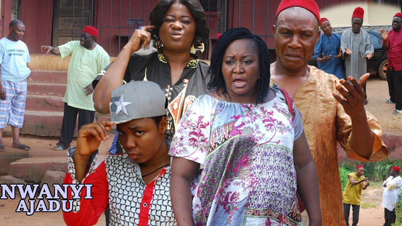 Download Nwanyi Ajadu (Cry Of A Widow) Season 2 - 2018 Latest Nigerian Nollywood Igbo Movie Full HD