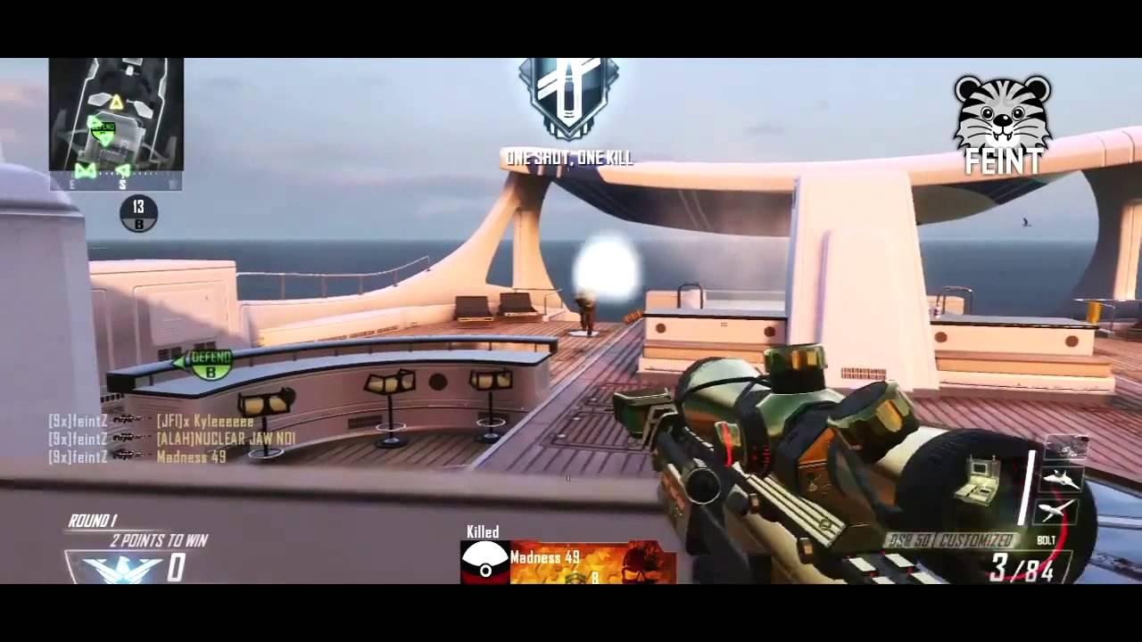 Feint & Dusk eM: Black Ops 2 Dual Minitage