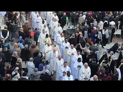 Beatificação num país muçulmano