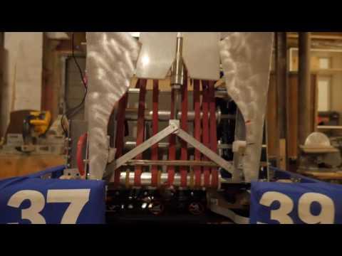 2017 Robot Reveal - FRC Team 3739