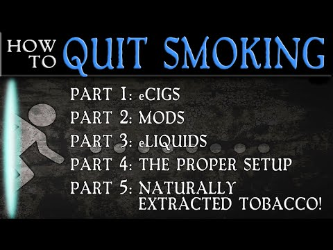 Alan Horvath | How to Quit Smoking