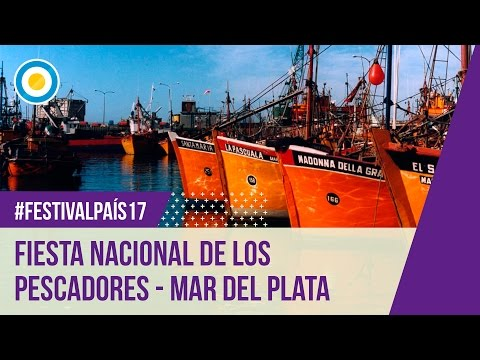 Fiesta Nacional de los Pescadores en Mar del Plata