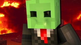 CrewCraft Livestream Highlight! - Silent G18 Goes Crazy!! (Minecraft)
