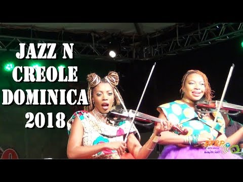 JAZZ n CREOLE 2018 DOMINICA Highlights @BRBPTV Episode