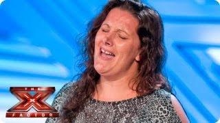 Sam Bailey sings Listen by Beyonce - Room Auditions Week 1 -- The X Factor 2013 thumbnail