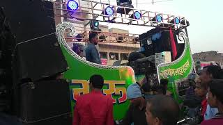 Guru Dj Pholpur No1 गुरु डीजे - Competition -Pawan Dj Rampur Shaan No1 पवन डीजे