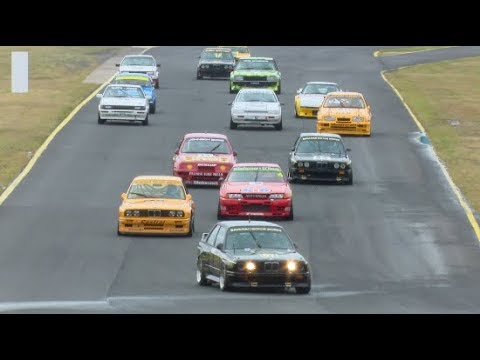 Touring Cars Group A & C Heritage Sydney Classic Speed Festival