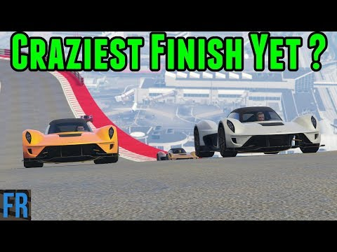 Gta 5 Transform Races - Craziest Finish...