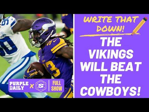 Minnesota Vikings-Dallas Cowboys predictions: Kirk Cousins, Dak Prescott and more!