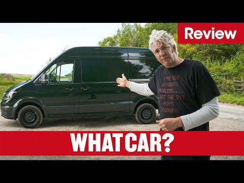 2020 Volkswagen Crafter Review | Edd China's In-depth Review | What Car?