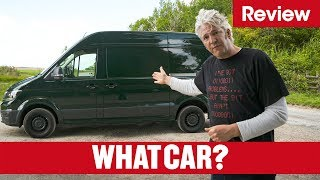 2019 Volkswagen Crafter review | Edd China's in-depth review | What Car?