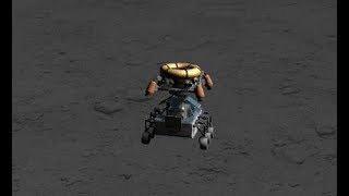 KSP 0.19 Tutorial #8 - Building and Landing a Mun Rover