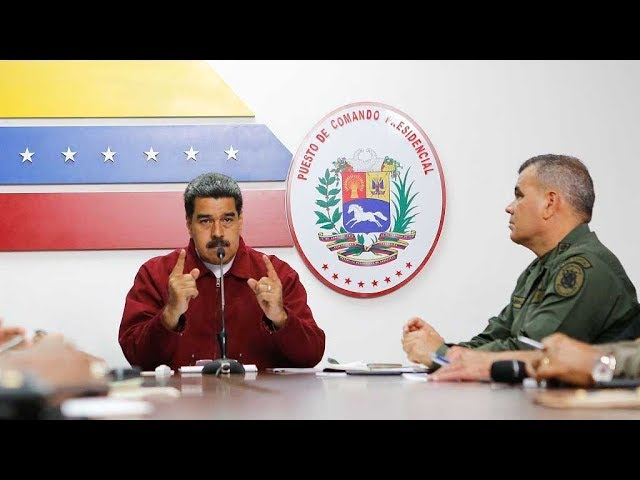 Maduro plans 'deep restructuring' of government
