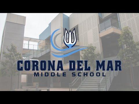 2020 – Corona del Mar Middle School – Promotion