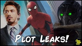 Spider-Man Homecoming Entire Plot Leaks Explained