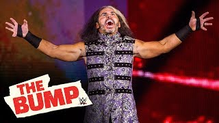 Matt Hardy joins for a WONDERFUL Halloween spectacular: WWE's The Bump, Oct. 30, 2019