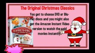 Original Christmas Classics: Holiday Favorites for Kids