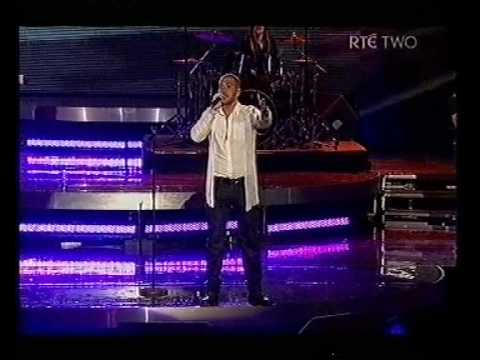 Shane Ward(child line concert o2 Dublin)No u hang up