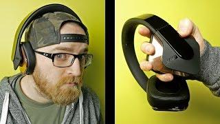 Futuristic Alpine Headphones!