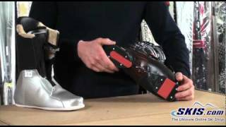 Lange Super Blaster Ski Boot Review