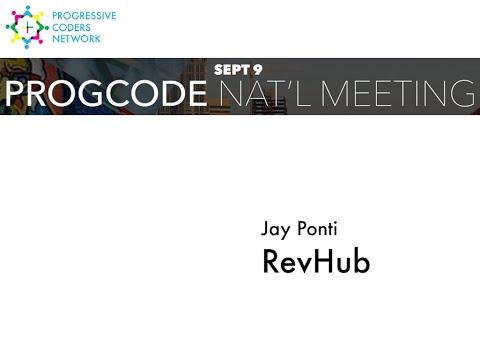 Jay Pont: RevHub