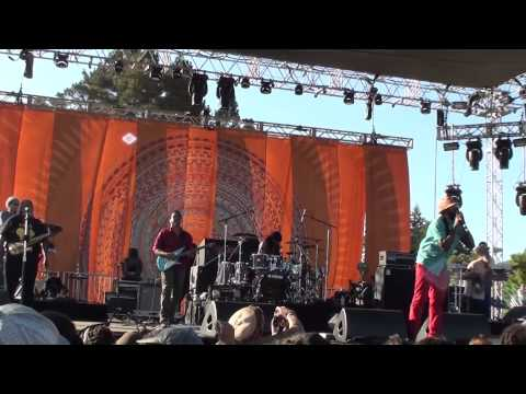 Tarrus Riley performs 'Superman' Live at Sierra Nevada World Music Festival 2014