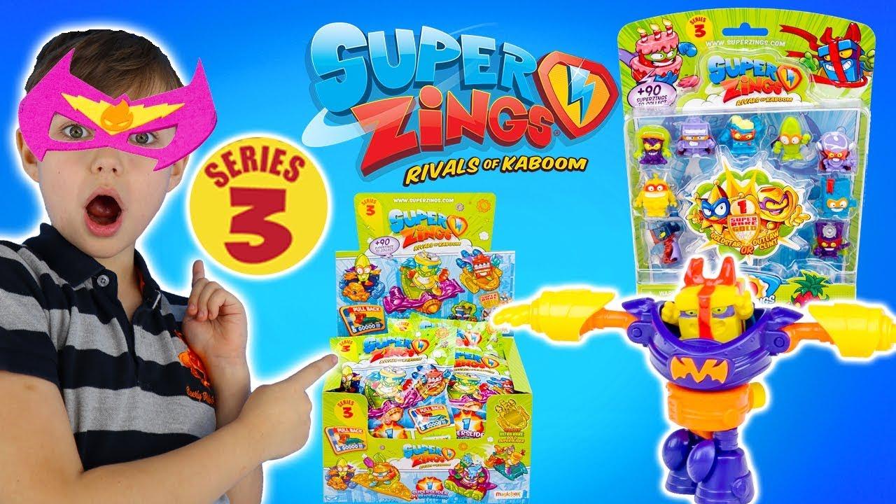 Superzings Series 3