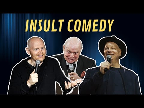 INSULT COMEDY - Bill Burr | Don Rickles | Jim Jefferies | Kevin Hart