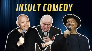 INSULT COMEDY - Bill Burr | Don Rickles | Jim Jefferies | Kevin Hart